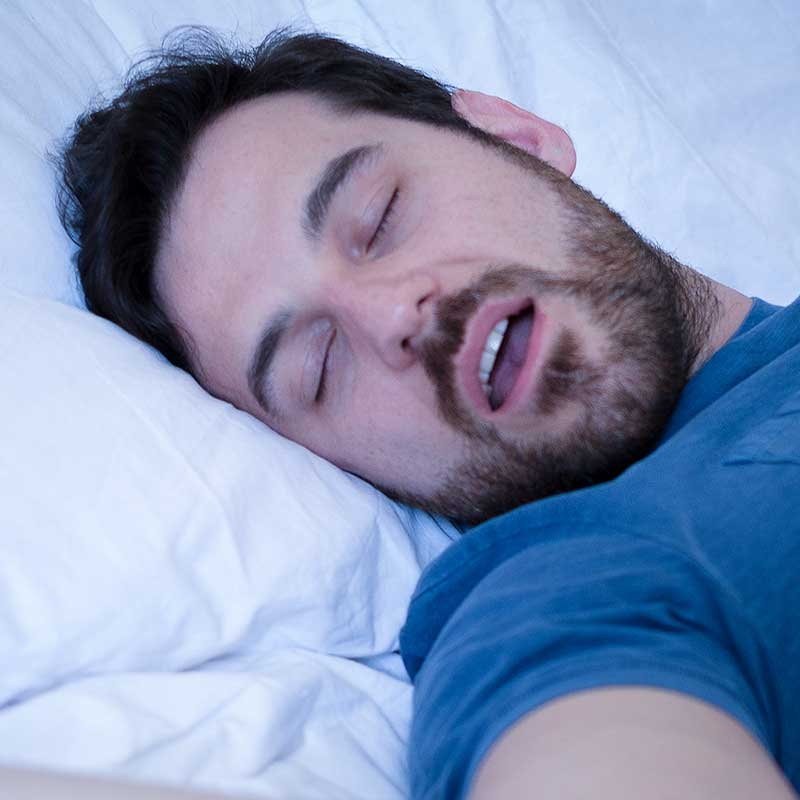 Treatment options for snoring.
